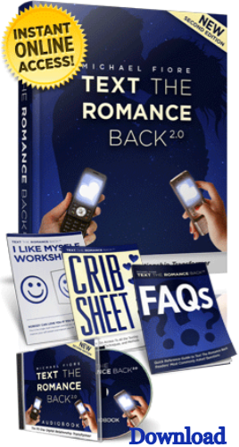 05f5d9390d1 Text The Romance Back PDF Review   Is Micheal Fiore program a scam